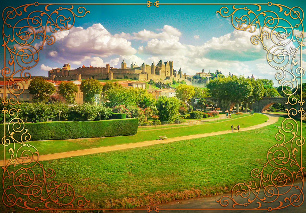 Fairy tale destinations in France - Carcassonne © French Moments