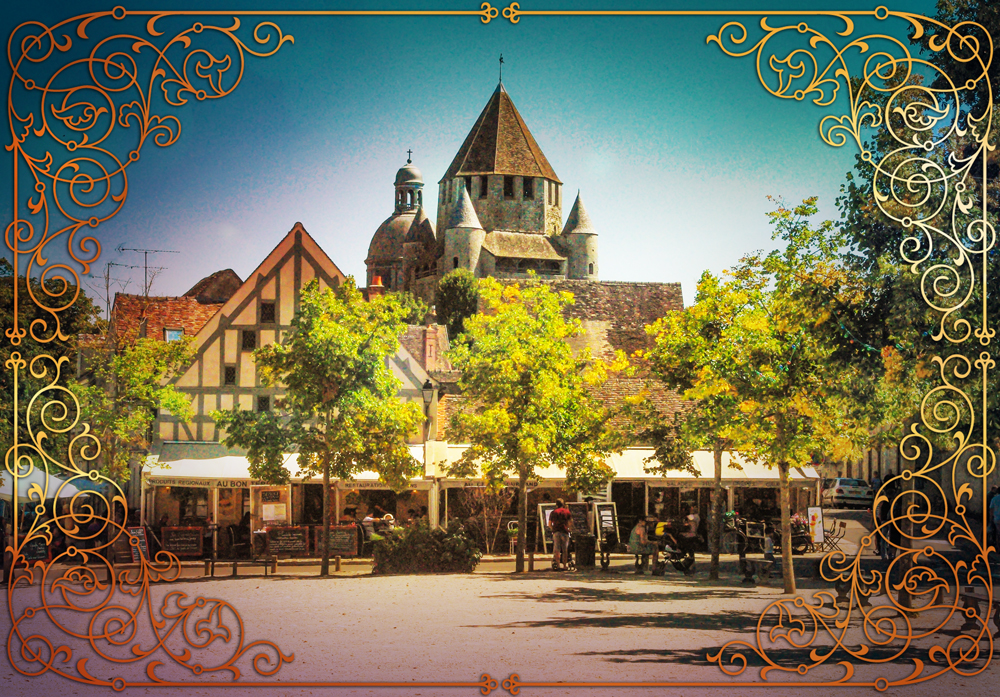 Fairy tale destinations in France - Provins © French Moments